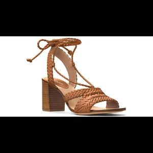 Michael Kors Collection Lawson  Lace Up Sandals